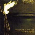 my dying bride - light at the ned of the world CD 1999 peaceville 9 tracks used mint