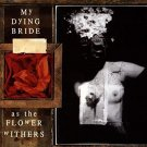my dying bride - as the flower withers CD 1992 peaceville fierce 7 tracks used mint