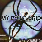 my dying bride - 34.788% complete CD 1998 mayhem 7 tracks used mint