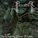 peccatum - strangling from within CD 1999 candlelight 9 tracks used mint