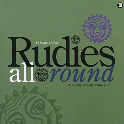 rudies all round - various artists CD 1993 trojan 20 tracks used mint