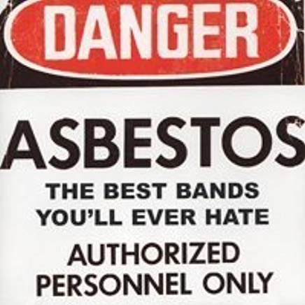 best bands you'll ever hate - various artists CD 1998 asbestos 24 tracks used mint