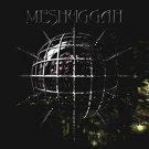 meshuggah - chaosphere CD 1998 nuclear blast 8 tracks used mint