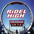 ridel high - emotional rollercoaster CD 1998 A&M 13 tracks used mint