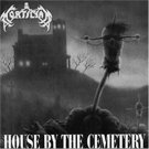 mortician - house by the cemetery CD 1995 relapse 10 tracks used mint