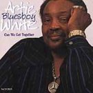 artie bluesboy white - can we get together CD 1999 waldoxy 10 tracks used mint