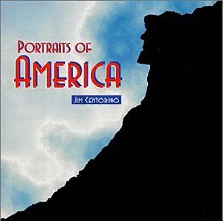 jim centorino - portraits of america CD 2001 new autographed