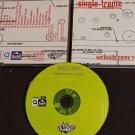 single frame - wetheads come running CD 2004 volcom 20 tracks used mint