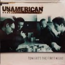 unamerican - tonight's the first night CD single 2000 universal mca used mint