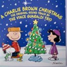 charlie brown christmas original sound track - vince guaraldi trio CD 2000 hallmark iliad used mint