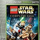 xbox 360 live - lego star wars the complete saga lucasfilm E10+ used mint