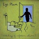 ego plum - anthology of infection volume one CD 1997 ebola music 24 tracks used mint