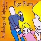 ego plum - anthology of infection volume two CD 2000 ebola 18 tracks used mint