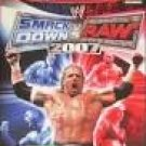 playstation 2 greatest hits - smack down vs raw 2007 THQ teen used mint