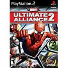 playstation 2 - marvel ultimate alliance 2 Activision 2009 Teen used mint