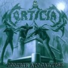mortician - zombie apocalypse CD 1998 relapse 10 tracks used mint