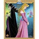 sleeping beauty - diamond edition BLURAY + DVD 2014 disney used mint