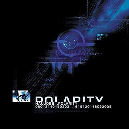 haujobb - polarity CD 2001 metropolis 19 tracks used mint