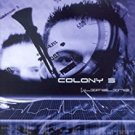 colony 5 - lifeline CD 2002 synthetic indigo 12 tracks used mint