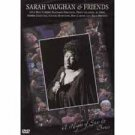 sarah vaughan & friends - a night of sass & brass DVD 2006 IMC immortal 10 tracks used mint