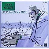 jimmy mcgriff - georgia on my mind Cd 1989 LRC 16 tracks used mint
