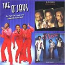 o'jays - so full of love + identify yourself CD 2005 demon edsel 17 tracks used mint