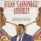 "julian ""cannonball"" adderley - country preacher CD 1996 jazz roots promo sound 8 tracks used mint"