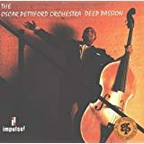 oscar pettiford orchestra - deep passion CD 1994 MCA impulse! grp 17 tracks used mint