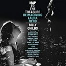 billy childs - map to the treasure reimagining laura nyro CD 2014 sony masterworks used mint