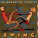 manhattan transfer - swing CD 1997 atlantic bmg direct 13 tracks used mint