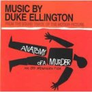 anatomy of a murder - music by duke ellington CD 1991 sony 13 tracks used mint