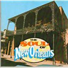 soul of new orleans - various artists CD 1986 charly 22 tracks used mint
