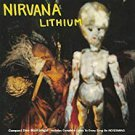 nirvana - lithium CD ep 3 tracks 1992 DGC used mint
