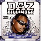 daz dillinger - gangsta party CD 2007 high powered used mint