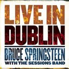 bruce springsteen - live in dublin 2CDs + DVD 2007 columbia new