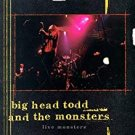 big head todd and the monsters - live monsters CD 1998 giant 16 tracks used mint
