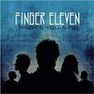 finger eleven - them vs you v me CD 2007 wind up 11 tracks used mint