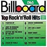 billboard top rock n roll hits 1968 - various artists CD 1993 rhino 10 tracks used mint