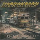 hackensack - final shunt CD 2017 audio archives 12 tracks used mint