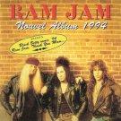 ram jam - nouvel album 1994 CD 1994 super k scorpio 16 tracks used mint
