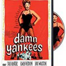 damn yankees - tab hunter + gwen verdon DVD 1958 2004 warner 111 mins used mint