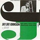 jay jay johnson - eminent jay jay johnson volume 2 CD 1989 capitol blue note 15 tracks used mint