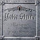 york shire - masque of shadows CD 1999 zygo records 10 tracks used mint
