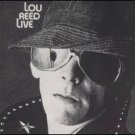 lou reed - live CD 1975 BMG RCA 6 tracks used mint