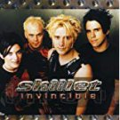 skillet - invincible CD 2000 forefront BMG Direct 12 tracks used mint
