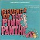 revenge of pink panther - original motion picture soundtrack - mancini CD 1978 1988 emi manhattan
