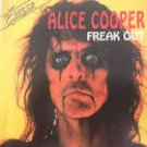 alice cooper - freak out CD 1995 retro made in canada 8 tracks used mint