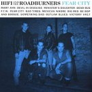 hi fi and the roadburners - fear city CD victory records 11 tracks used mint