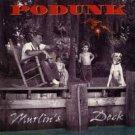 podunk - murlin's dock CD 1995 core entertainment 14 tracks used mint