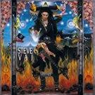 steve vai - passion and warfare CD 1990 relativity 14 tracks used mint